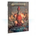 Battletome: Fyreslayers Hardback - English