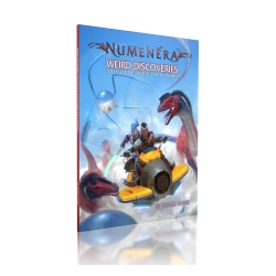 Numenera Weird Discoveries