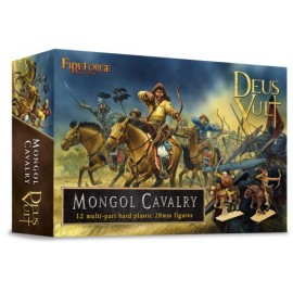 Mongol Cavalry Plastic Box Set