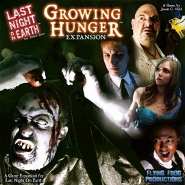Last Night on Earth: Growing Hunger Exp