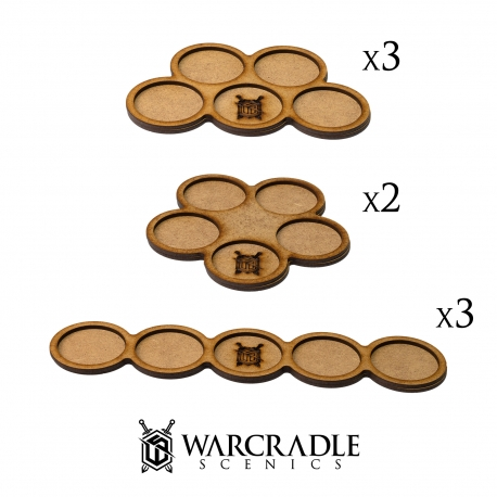 Formation Movement Trays - 32mm