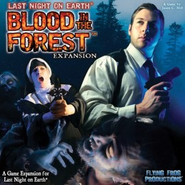 Blood in the Forest: Last Night on Earth exp