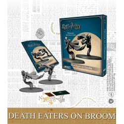 Death Eaters On Broom - English