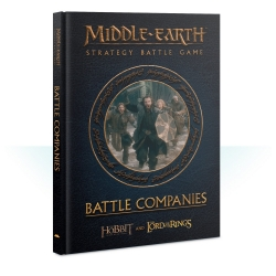 Middle-earth Strategy Battle Game: Battle Companies - English