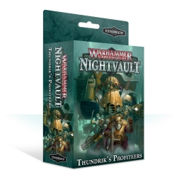 Warhammer Underworlds: Thundrik's Profiteers - English