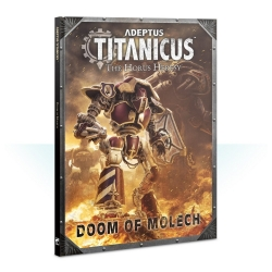 Adeptus Titanicus: Doom Of Molech - English