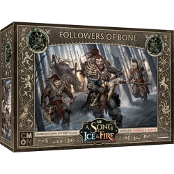 A Song Of Ice and Fire: Free Folk Followers of Bone