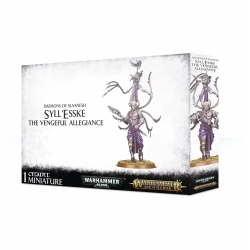 Daemons Of Slaanesh: Syll'Esske: The Vengeful Allegiance