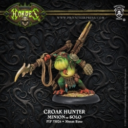 Croak Hunter