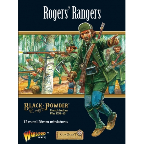 French Indian War: Roger's Rangers