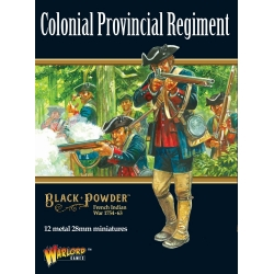 French Indian War: Colonial Provincial Regiment