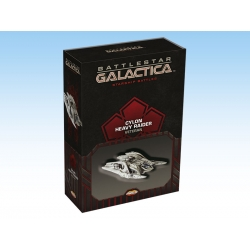 Battlestar Galactica Starship Battles Spaceship Pack: Cylon Heavy Raider Veteran