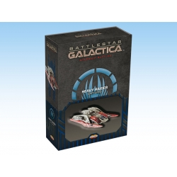 Battlestar Galactica Starship Battles Spaceship Pack: Cylon Heavy Raider Captured