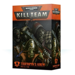 Kill Team: Toofrippa's Krew - English