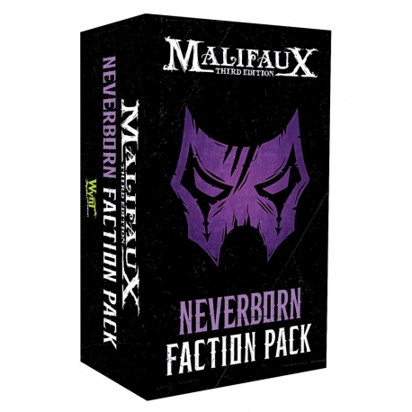 Neverborn Faction Pack - M3e Malifaux 3rd Edition