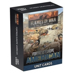 American Unit Cards