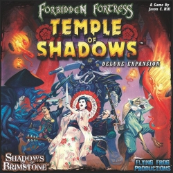 Shadows of Brimstone: Forbidden Fortress: Temple of Shadows Deluxe Exp