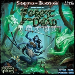 Shadows of Brimstone: Other Worlds – Forest of the Dead Deluxe Exp
