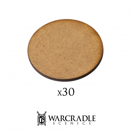 Scenic Bases - Blank 40mm