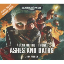 Agent of the Throne: Ashes & Oaths Audiobook
