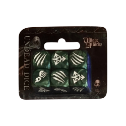 Village Attacks: Undead Dice