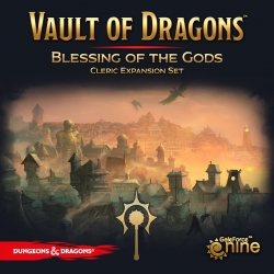 D&D Vault of Dragons: Blessing of the Gods Cleric Exp