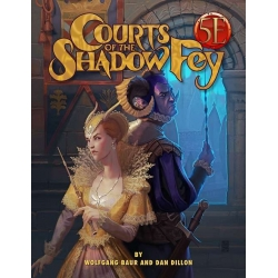 Courts of the Shadow Fey 5th Edition