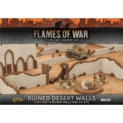 Ruined Desert Walls