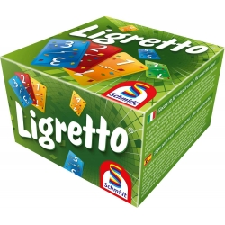 Ligretto Green Game