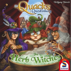 The Quacks of Quedlinburg: Herb Witch