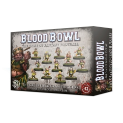 Greenfield Grasshuggers Blood Bowl Team