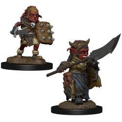 Male & Female Goblin