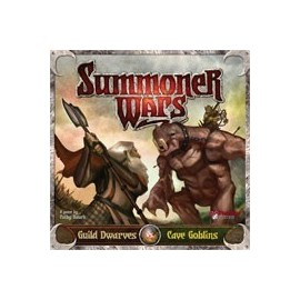 Summoner Wars Starter: Guild Dwarves vs Cave Goblins