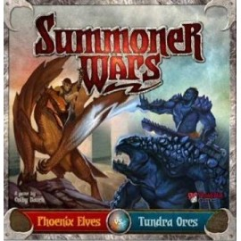 Summoner Wars Starter: Phoenix Elves vs Tundra Orcs