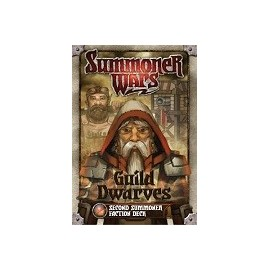 Summoner Wars Guild Dwarves Second Summoner Single Pack