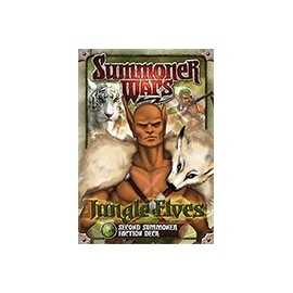 Summoner Wars Jungle Elves Second Summoner Single Pack