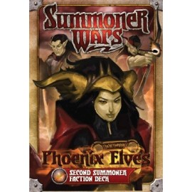 Summoner Wars Phoenix Elves Second Summoner Single Pack