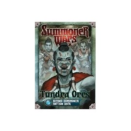 Summoner Wars Tundra Orcs Second Summoner Single Pack