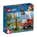 Barbecue Burn Out LEGO® City 60212