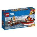 Dock Side Fire LEGO® City 60213