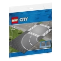 Curve and Crossroad LEGO® City 60237
