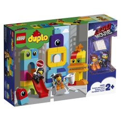 Emmet and Lucy's Visitors from the DUPLO® Planet