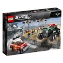 1967 Mini Cooper S Rally and 2018 MINI John Cooper Works Buggy LEGO® Speed Champions 75894