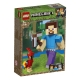 Minecraft™ Steve BigFig with Parrot