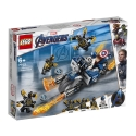Captain America: Outriders Attack LEGO® Marvel 76123
