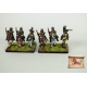 Armored cuirassiers with arquebuses