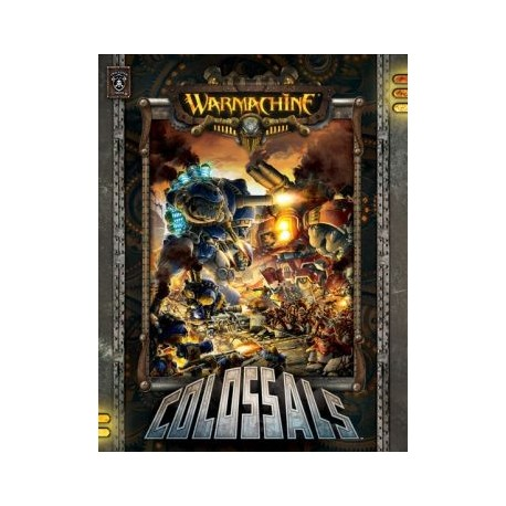Warmachine : Colossals Softcover