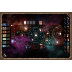 Firefly: The Game Playmat Vera Edition