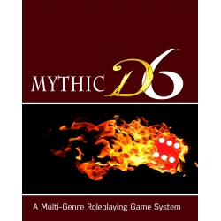 Mythic (Multi-Genre RPG, Hardback, Full Colour)