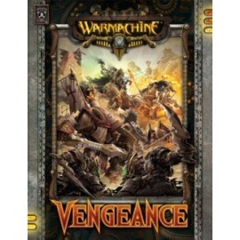 WARMACHINE: Vengeance Softback